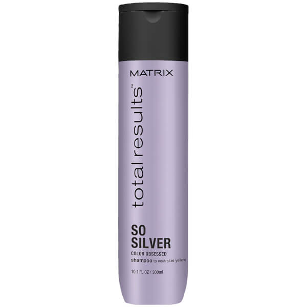 Matrix Total Results So Silver Shampoo 10.1oz