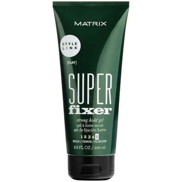Matrix Style Link Super Fixer Strong Hold Gel 6.8oz