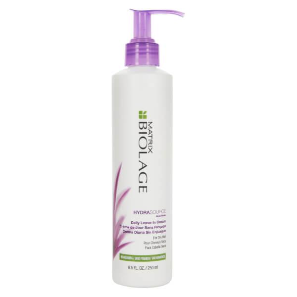 Matrix Biolage HydraSource Daily Leave-in Cream 8.5oz