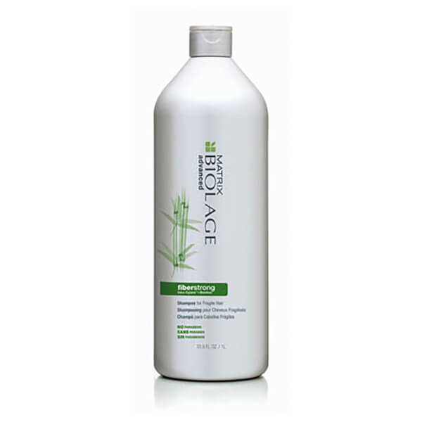 Matrix Biolage Advanced FiberStrong Shampoo for Fragile Hair 33.8oz
