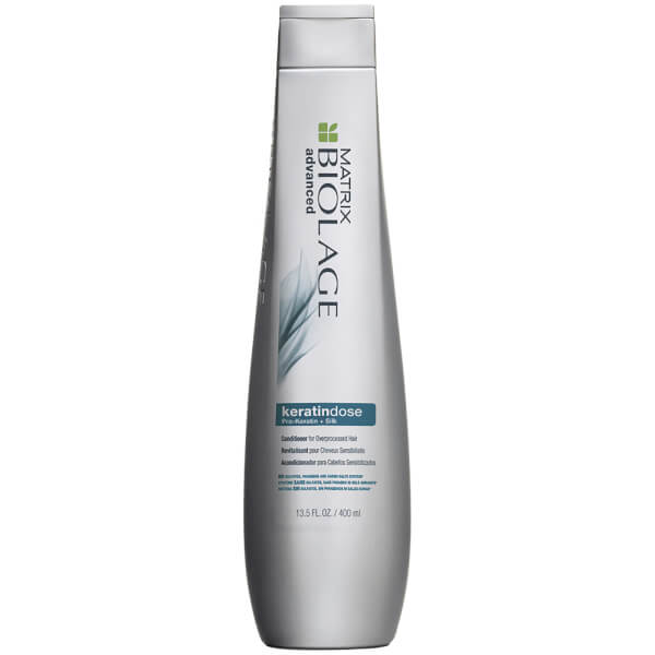 Matrix Biolage Advanced KeratinDose Conditioner for Overprocessed Hair 13.5oz