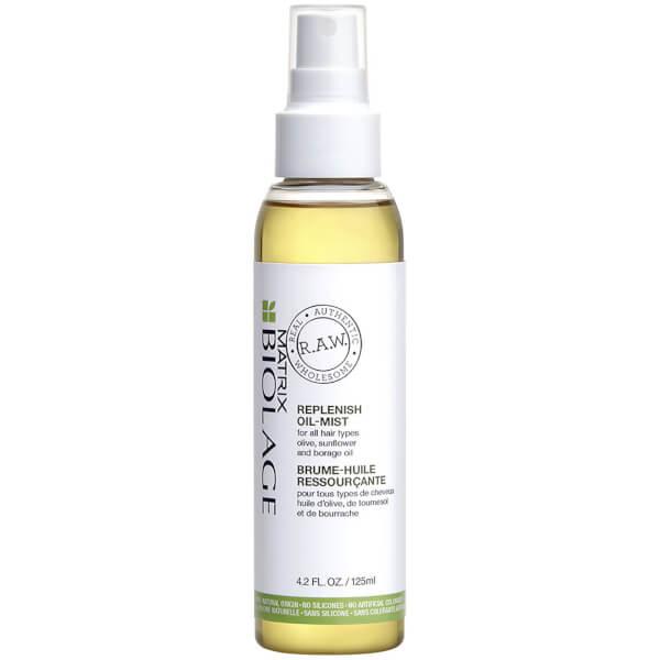 Matrix Biolage R.A.W. Replenish Oil-Mist 4.2oz