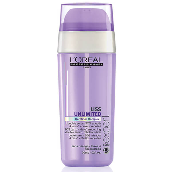 L'Oréal Professionnel Liss Unlimited Smoothing Dual Serum 1 fl oz