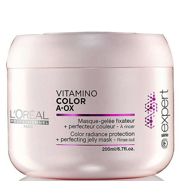 L'Oréal Professionnel Vitamino Color A-OX Color Protecting Gel-Masque 6.7 fl oz