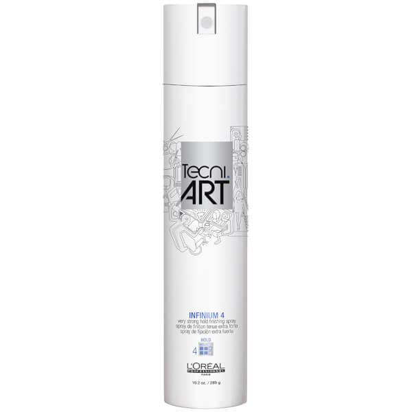 L'Oréal Professionnel Tecni.ART Infinium 4 Extreme Hold Hairspray 10.2oz