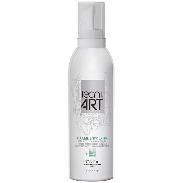 L'Oréal Professionnel Tecni.ART Volume Envy Extra Strong Hold Mousse 8.2oz