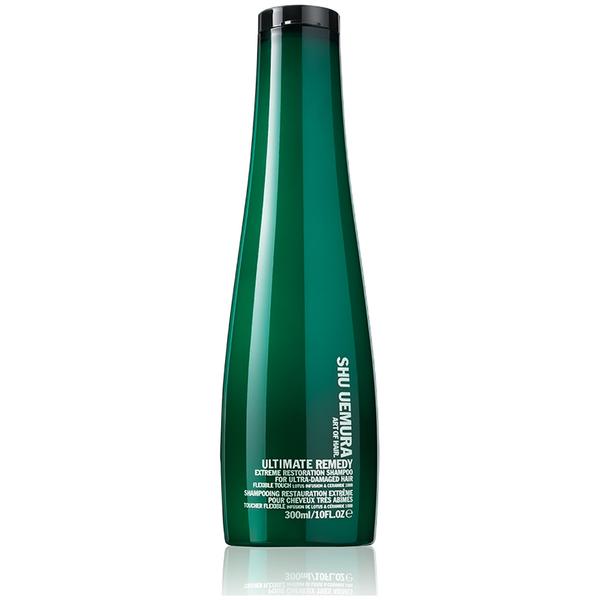 Shu Uemura Art of Hair Ultimate Remedy Extreme Restoration Shampoo 10oz