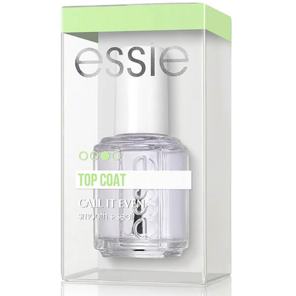 essie Professional Call it Even Top Coat Nail Varnish 0.46oz