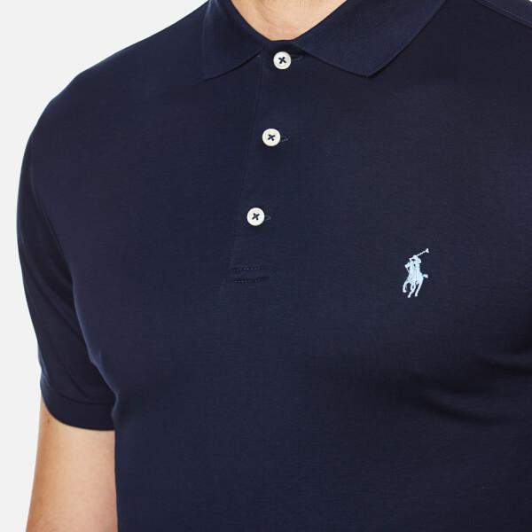 Polo Ralph Lauren Men S Pima Cotton Slim Fit Polo Shirt