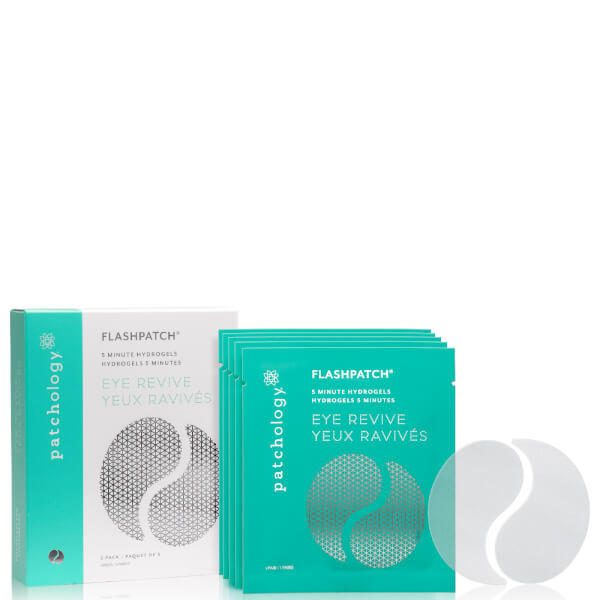 Patchology FlashPatch Eye Revive Hydrogels (5 Pack)