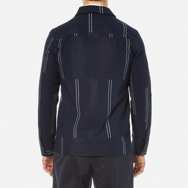 oliver spencer men 39 s portobello jacket parham navy. Black Bedroom Furniture Sets. Home Design Ideas