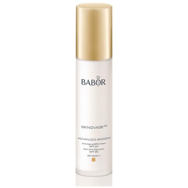 BABOR Advanced Biogen Anti-Aging BB Cream SPF 20 - 02 Medium 50ml