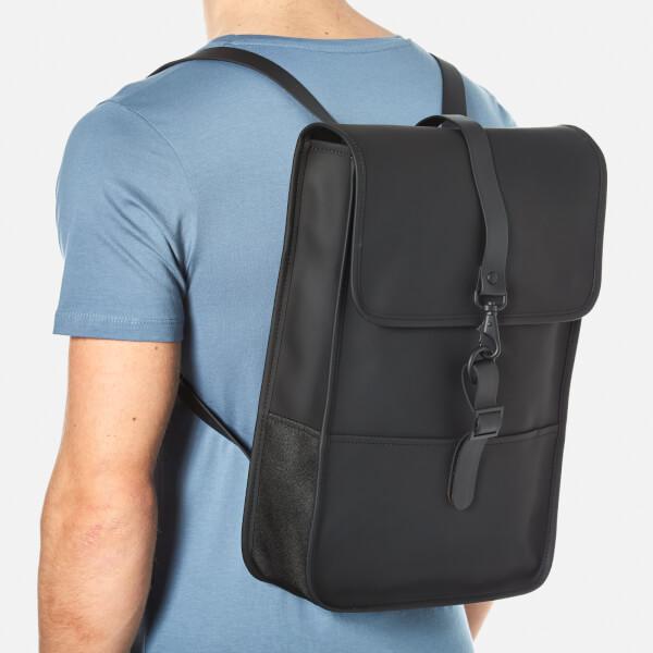 Rains Mini Backpack Black Womens Accessories Thehut Com