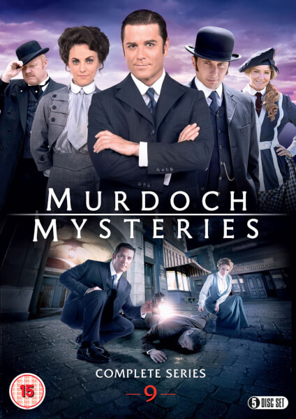 Murdoch Mysteries - canceled TV shows - TV Series Finale