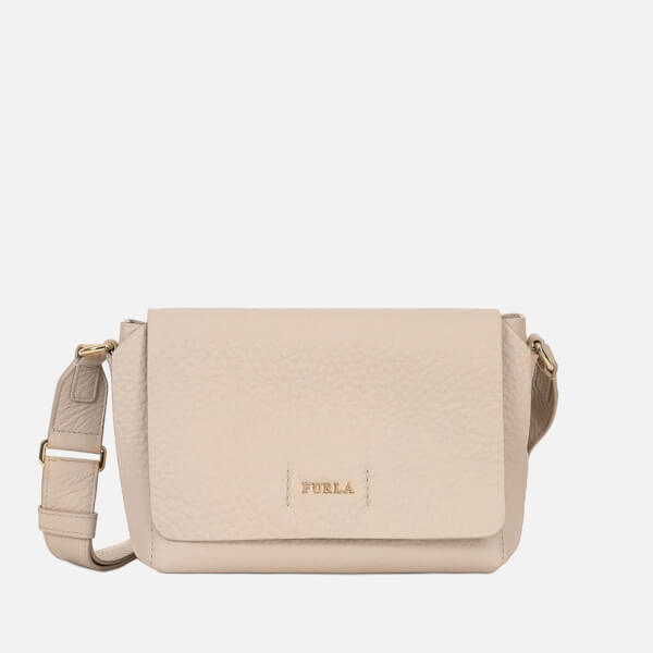 Furla Women's Capriccio Mini Cross Body Bag - Acero