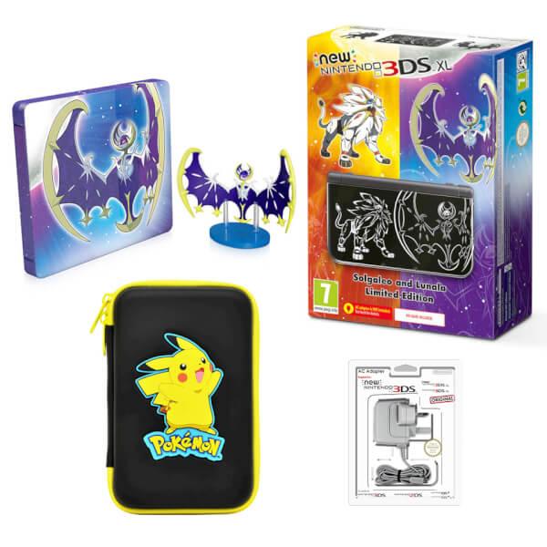 Pokémon Sun & Moon Console Bundle