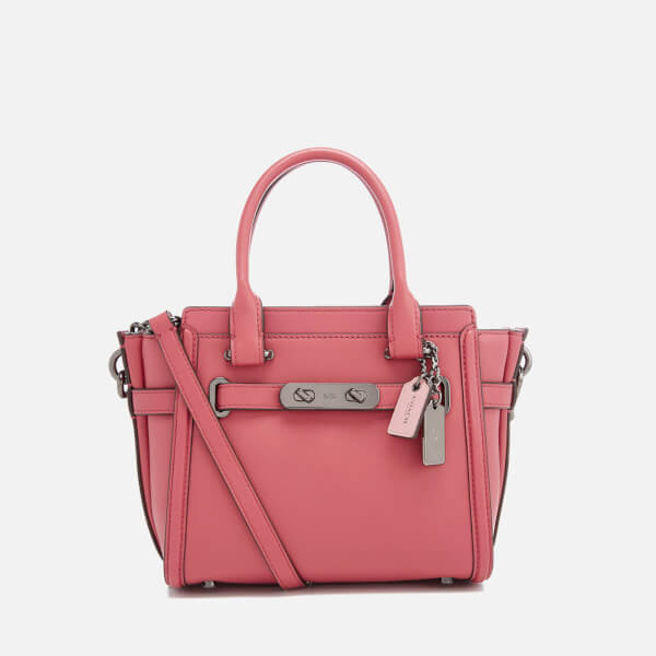 Swagger 21 tote bag - Pink & Purple Coach 1NOw7Z