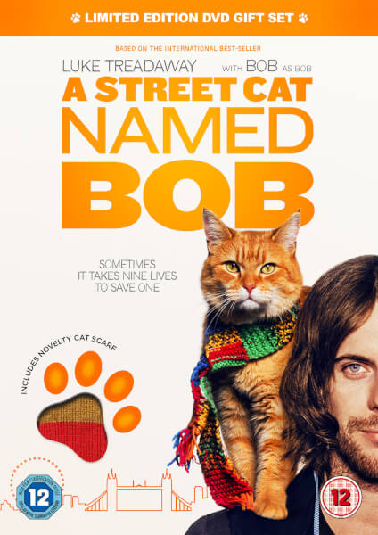 A Street Cat Named Bob & Scarf (Limited Edition)