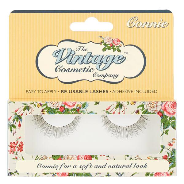 The Vintage Cosmetics Company Connie False Strip Lashes