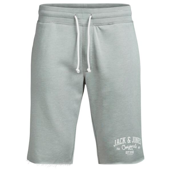 Jack & Jones Men's Originals Holting Casual Shorts - Light Grey