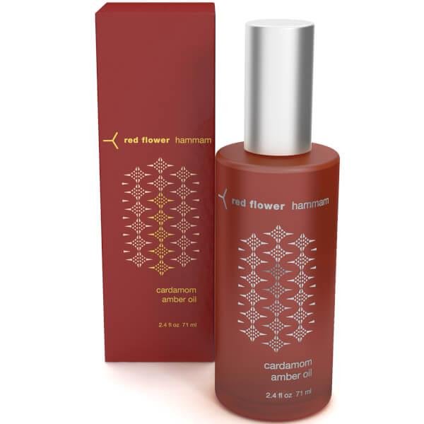 Red Flower Cardamom Amber Oil