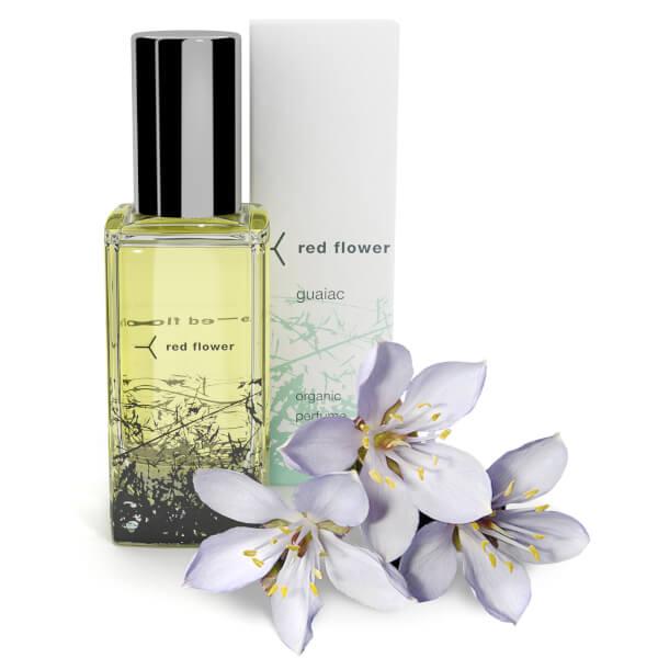 Red Flower Guaiac Organic Perfume 10ml