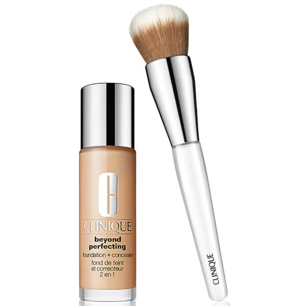 Clinique Flawless, Fast Beyond Perfecting Foundation Kit (Worth £52)