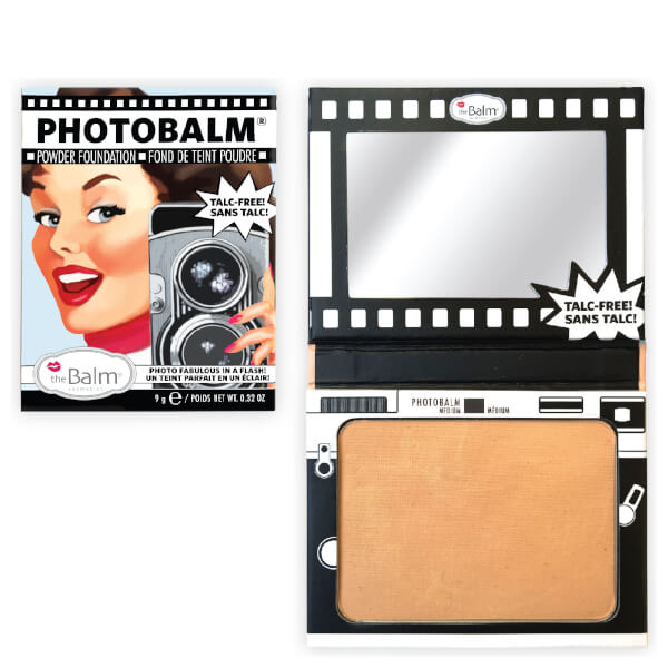 theBalm Photobalm Powder Foundation - Various Shades