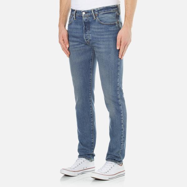 levi 39 s men 39 s 501 skinny jeans dillinger mens clothing. Black Bedroom Furniture Sets. Home Design Ideas