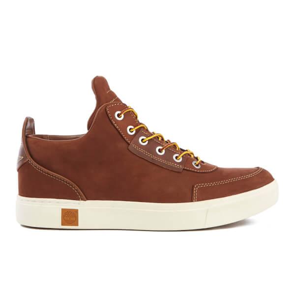 Timberland Men's Amherst Hi-Top Chukka Boots - Sahara