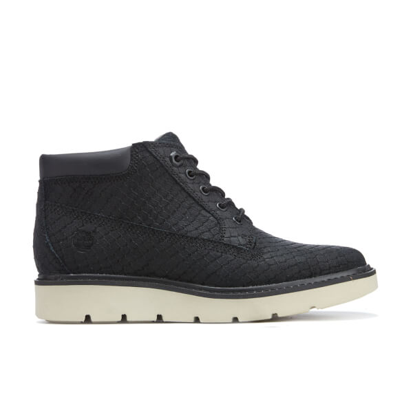 Timberland Women's Kenniston Nellie Lace Up Boots - Black Snake