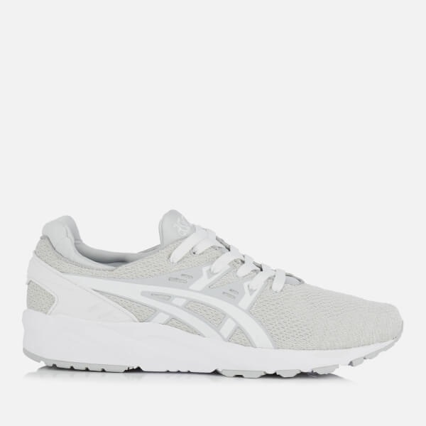 Asics Men's Gel-Kayano Evo Mesh Trainers - Grey/White
