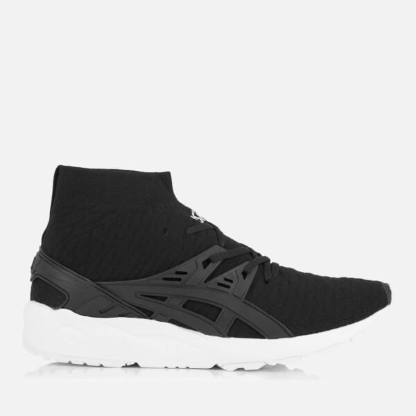 Asics Lifestyle Men's Gel-Kayano Knit MT Trainers - Black/Black