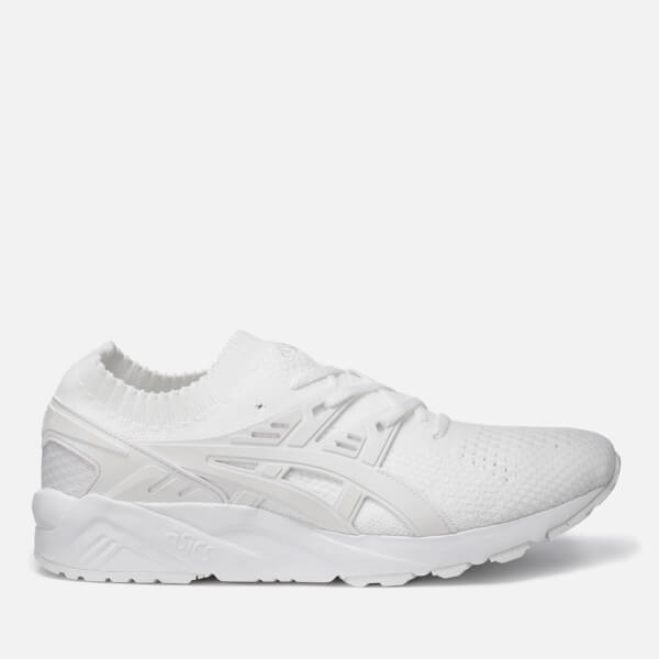 Asics Lifestyle Men's Gel-Kayano Knit Trainers - White/White