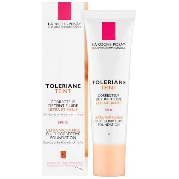 La Roche-Posay Toleriane Teint Fluide Foundation 17 Toffee 30ml