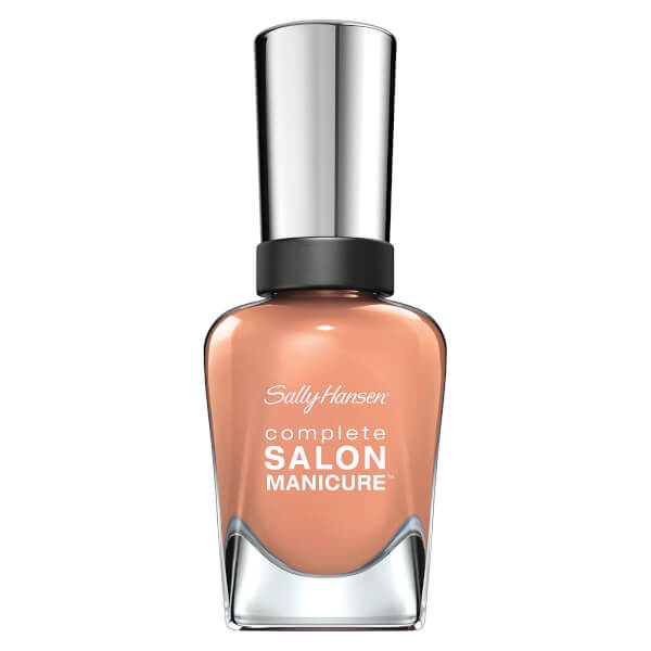 Sally Hansen Complete Salon Manicure Nail Colour - Freedom of Peach 14.7ml