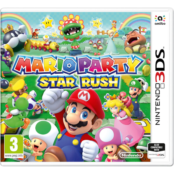 Mario Party: Star Rush - Digital Download
