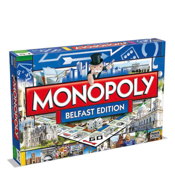 Monopoly - Belfast Edition