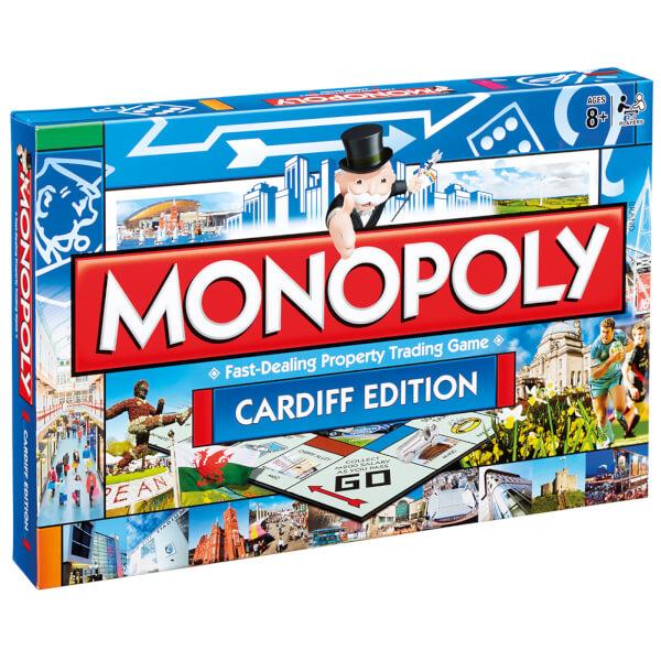 Monopoly - Cardiff Edition