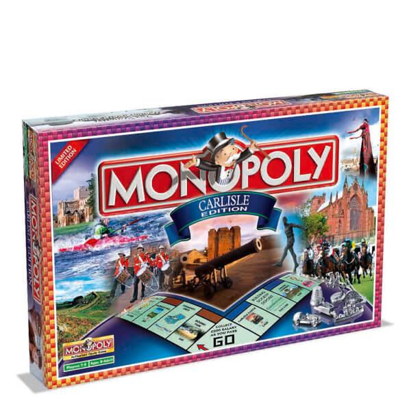 Monopoly - Carlisle Edition