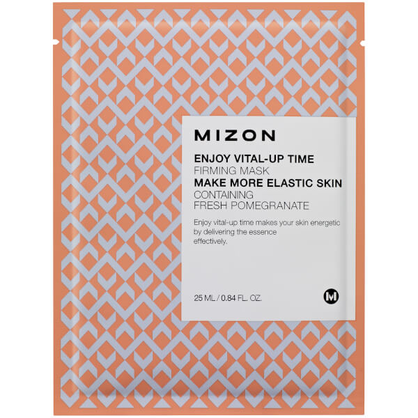 Mizon Enjoy Vital-Up Time Firming Mask Set 30g