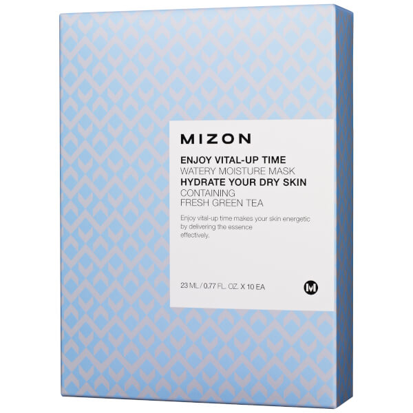 Mizon Enjoy Vital-Up Time Watery Moisture Mask Set 30g