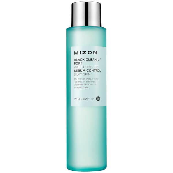 Mizon Black Clean Up Pore Water Finisher 150ml