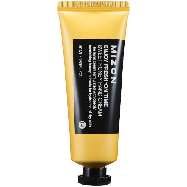 Mizon Enjoy Fresh-On Time Sweet Honey Hand Cream 50ml