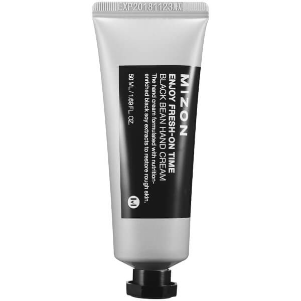 Mizon Enjoy Fresh-On Time Black Bean Hand Cream 50ml