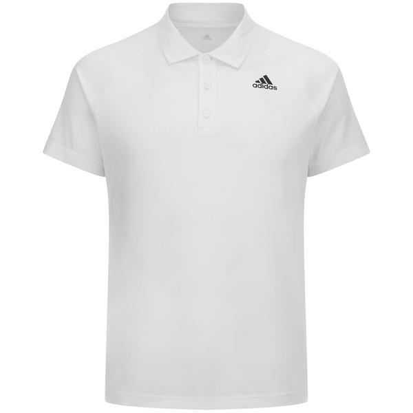 Polo Homme Essential adidas - Blanc