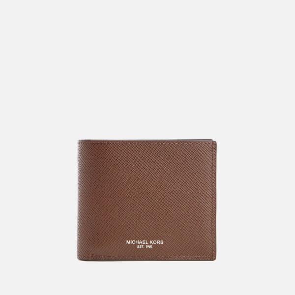 Michael Kors Men's Billfold Wallet - Brown