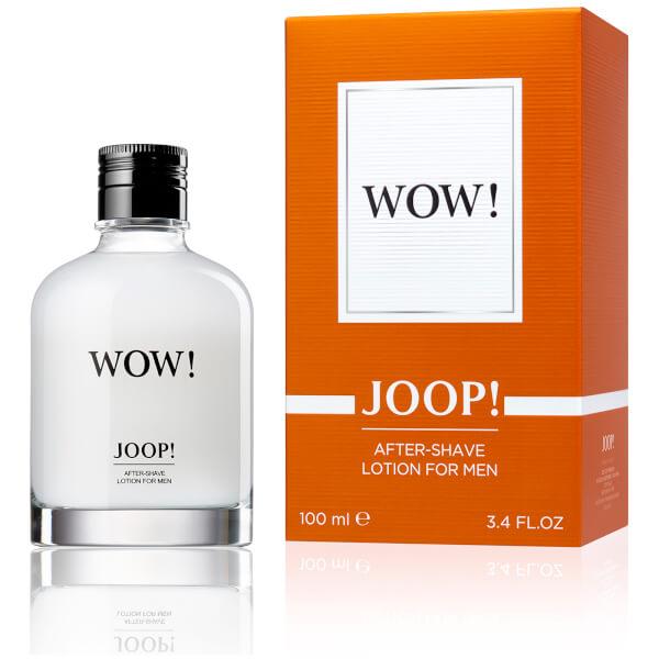 joop wow after shave lotion 100ml livraison. Black Bedroom Furniture Sets. Home Design Ideas