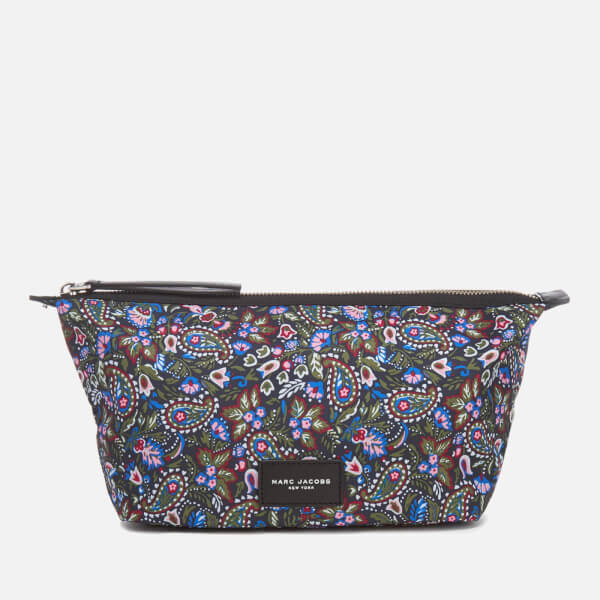 Marc Jacobs Women's Large Landscape Pouch Bag - Purple/Multi