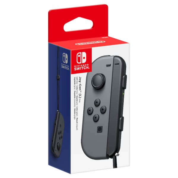 Nintendo Switch Grey Joy-Con Controller (L)